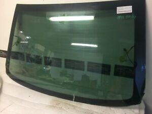 BMW 7 Series F01 Rear Windscreen Rear windshield