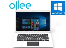 "14"" SnowBook Laptop Notebook Intel Atom Quad-Core 4GB/64GB Windows 10"