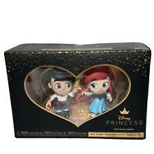 Funko Disney Romance Series ERIC & ARIEL Mini Vinyl Figure Little Mermaid New