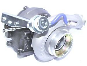 "HX40W 3538215 Turbo for Dodge RAM 4"" Exhaust Downpipe SUPER DRAG T4 Twinscroll"