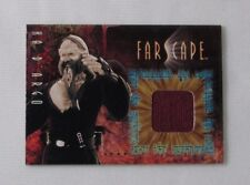FARSCAPE FROM THE ARCHIVES KA D'ARGO COSTUME MEMORABILIA CARD C4