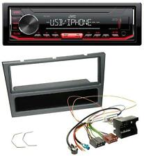 JVC 1DIN MP3 USB AUX Autoradio für Opel Corsa C Meriva Vectra C Signum ab 2005 c