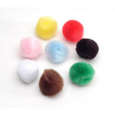 Pompons Darice  10mm x 100 Couleurs Mixtes