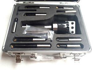Amadeal - 50mm Boring Head Set - R8 Holder - 9pc 12mm Boring Bars