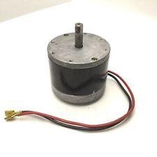 24 Volt DC Permanent Magnet Motor 350 Watts, 14.5 Amps, 12mm D-Shaft