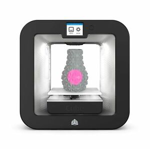 CUBE 3D Systems Wireless Printer Grey