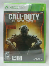 Call of Duty Black Ops III Microsoft Xbox 360 Brand New Sealed ONLINE GAME ONLY