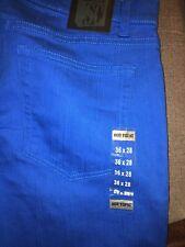 New Hot Topic So Cal Collision  36x28 Royal Blue Pants