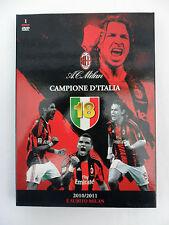 AC MILAN CAMPIONE D'ITALIA N°1 La Gazzetta dello Sport Film DVD