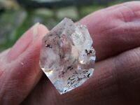 Herkimer Diamond Crystal Healing Raw Carbon Authentic Upstate N.Y Natural 4.6g