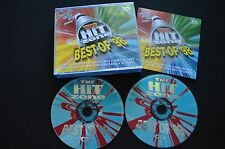 HIT ZONE BEST OF 1998 RARE 2 CD BOXSET! BACKSTREET BOYS ROBBIE WILLIAMS SASH