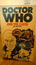 doctor who book - THE ZARBI