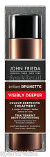 2 John Frieda Brilliant Brunette Visibly Deeper Colour Deepening Treatment 150ml
