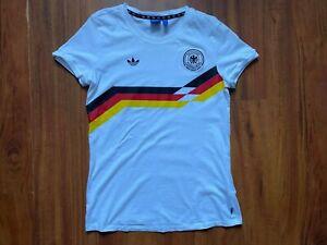GERMANY FOOTBALL SHIRT WOMEN ORIGINAL NATIONAL TEAM JERSEY SIZE 44