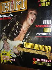 HM.Yngwie Malmsteen,Van Halen, Raven,iii