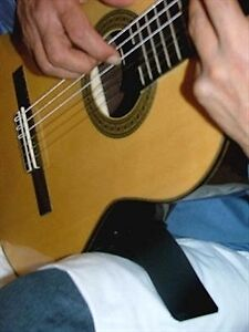 High quality Guitar Support - Hamsaz-Gitano