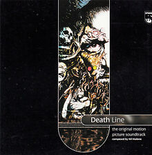 Death Line-1972-Composed By Wil Malone-Original Movie Soundtrack-CD