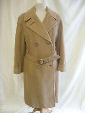 "Ladies Coat - Cotsmoor, bust 36"", camel colour, wool/camel hair/mohair mix 2112"