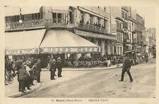 CARTE POSTALE NIORT LE GRAND CAFE