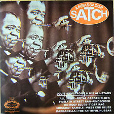 Ambassador satch-Louis Armstrong & his All-stars-LP-washed - l1923
