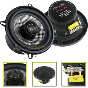 """Pair 2 American Bass 5.25"""" 2-Way Coaxial Car Stereo Speakers SQ5.25 120W 4 Ohm"""