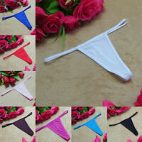 Sexy Women V-string Brief Panties G-string Thong Lingerie Knickers Underwear