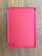 Brydge iPad Protective Case, RED Slimline Design for Sleek Durability - USED