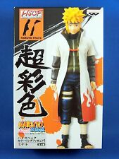Naruto Shippuden HSCF Figure 3 No.11 MINATO NAMIKAZE Banpresto Japan Anime NEW