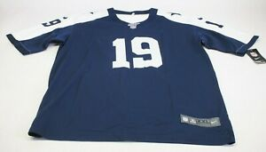 NWT Nike NFL On Field Amari Cooper #19 Blue Jersey Dallas Cowboys - 2XL