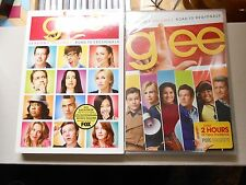 Glee: Season 1, Vol. 1, Road to Sectionals & Season 1, Vol. 2 Road to Regionals