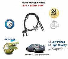 Brake Cable Handbrake Left for MAZDA 3 1.4 1.6 2.0 03-09 LF17 Y601 Z6 ZJ-VE FL