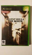 SILENT HILL 4 THE ROOM XBOX - VERSIONE ITALIANA - OTTIME CONDIZIONI