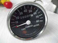 compteur yamaha ty 50/80 neuf COMPLET, faisceau et support.
