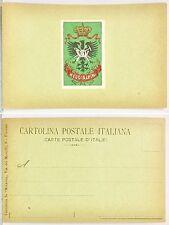 131) Cartolina Il 6 Reggimento Alpini nell'ottavo Anniversario 1 marzo 1904