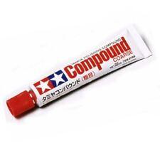 TAMIYA  POLISHING COMPOUND COARSE PASTA LUCIDANTE RUVIDO  22 ml  ART 87068