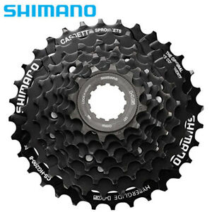 Shimano Altus CS-HG200-8 Speed Mountain Bike Bicycle Cassette 12-32T with Tool