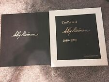 The Prints of Leroy Neiman 1980 - 1990 Signed by Neiman #216/580 with Slipcase