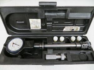 """Sunnen Dial Bore Gage GR-9000 1.180 - 2.00"""" .0001"""" 4 Tips OR48"""