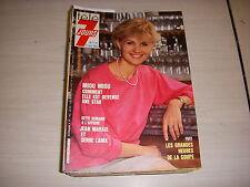 TELE 7 JOURS 1202 06.1983 MIOU MIOU Jean MARAIS MH BREILLAT SHEILA Serge LAMA
