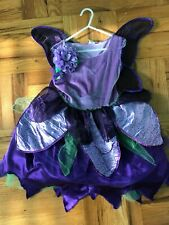 Fairy costume with wings sz M 8-10 worn by 6 year old Halloween Gorgeous!