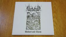 ColdWorld Wolves And Sheep Signed CD Depressive Post Black Metal Ambient Lustre