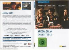 ARIZONA DREAM DVD Best film Emir Kusturica Johnny Depp english deutsch spanisch