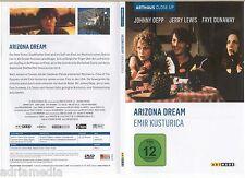 ARIZONA DREAM DVD Best film Emir Kusturica Johnny Depp english deutsch spanisch