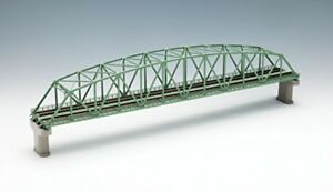 TOMIX N gauge 3222 Double Track Song Chord Large Truss Iron Bridge Free Shipping