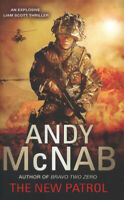 Liam Scott: The new patrol by Andy McNab (Hardback) Expertly Refurbished Product