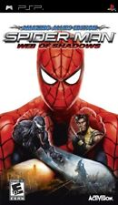 Spider-Man: Web of Shadows PSP New Sony PSP