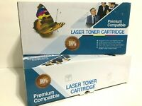 Lot of 2 Premium Brother Compatible Laser Toner Cartridges TN750/3340 NEW in Box