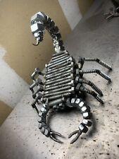 Scrap Metal Art Scorpion