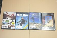 NEUF : Lot de 4 films SKATE tout terrain - Attention IMPORT USA en NTSC region 0