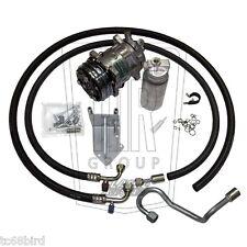 72-73 FIREBIRD Pontiac V8 A/C Rotary Compressor Upgrade Kit Air Conditioning AC